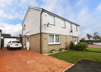 Thumbnail 3 bed semi-detached house for sale in Lochy Avenue, Renfrew