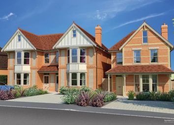 Thumbnail 4 bed semi-detached house for sale in Henley-On-Thames, Desirable Thameside Market Town