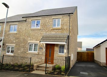 Thumbnail 3 bed semi-detached house to rent in Hermes Avenue, St Erme, Truro