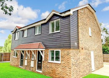 3 bed semi-detached house for sale in The Street, Ulcombe, Maidstone, Kent ME17