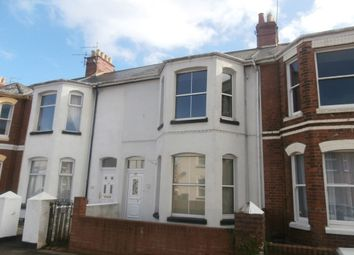 Thumbnail 1 bed flat to rent in St. Andrews Road, Exmouth