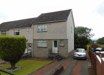Thumbnail 2 bed end terrace house for sale in Parnell Street, Cairnhill, Airdrie