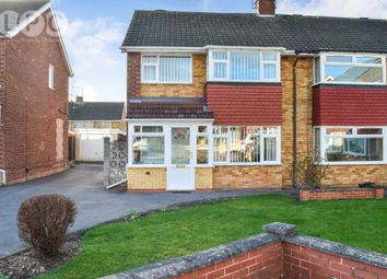 Thumbnail 4 bedroom semi-detached house for sale in Marlston Walk, Allesley Park, Coventry