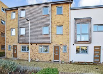 Thumbnail 5 bed town house for sale in Cloud Close, Dartford, Kent