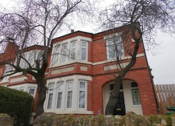 Thumbnail 4 bed terraced house to rent in Premier Road, Nottingham