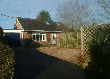 Thumbnail 2 bed property for sale in Low Road, Forncett St. Peter, Norwich