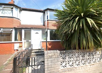 Thumbnail 2 bed end terrace house for sale in Collyhurst Avenue, Blackpool, Lancashire