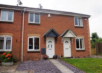 Thumbnail 2 bedroom terraced house for sale in Gaunts Close, Portishead
