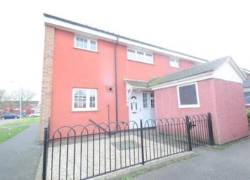 Thumbnail 3 bed end terrace house to rent in Patrington Garth, Hull, East Riding Of Yorkshire