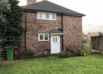Thumbnail 2 bed flat for sale in Baycroft Grove, Northern Moor, Northern Moor