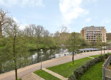 Thumbnail 3 bed flat for sale in Dockside Court, Harry Zeital Way, London