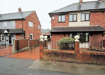 Thumbnail 3 bed semi-detached house to rent in Zennor Grove, Berryhill, Stoke-On-Trent