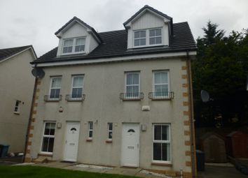 Thumbnail 3 bedroom town house for sale in Easterton Drive, Caldercruix, Airdrie
