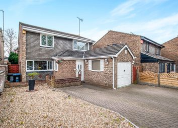 Thumbnail 4 bed detached house for sale in Elstree Road, Hemel Hempstead
