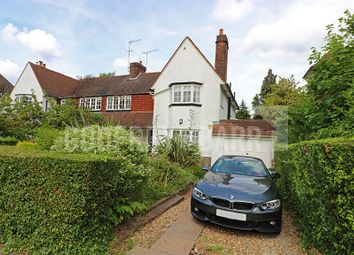 Thumbnail 3 bed semi-detached house to rent in Ruskin Close, London