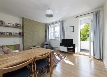 Thumbnail 2 bed flat for sale in Usk Road, London