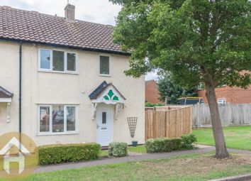 Thumbnail 2 bed end terrace house for sale in Britannia Crescent, Lyneham, Chippenham