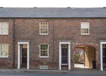 Thumbnail 2 bedroom terraced house for sale in Queen Street, York