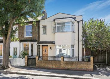 Thumbnail 3 bed detached house for sale in Amberley Road, London