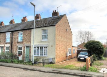 Thumbnail 2 bed end terrace house for sale in Way Lane, Waterbeach, Cambridge