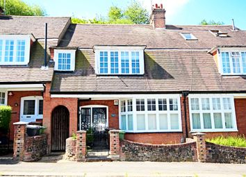 Thumbnail 3 bed terraced house for sale in The Crosspath, Radlett