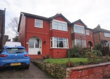 Thumbnail 4 bed semi-detached house for sale in Garthland Road, Stockport