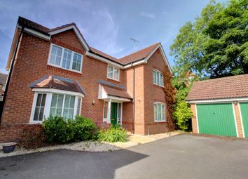 Thumbnail 4 bed detached house for sale in Aqua Place, Rugby