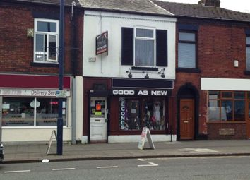 Thumbnail Retail premises for sale in Denton M34, UK