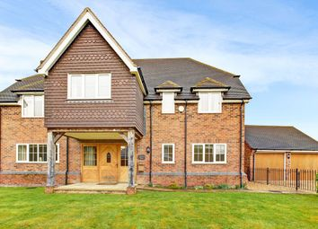 Thumbnail 7 bed detached house for sale in Marlston Road, Hermitage, Thatcham