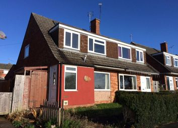 Thumbnail 3 bed semi-detached house for sale in Crufts Meadow, Creech St. Michael, Taunton, Somerset