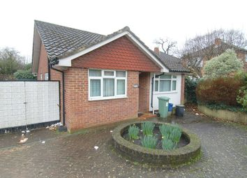 Thumbnail 2 bed detached bungalow for sale in Priory Road, Hampton