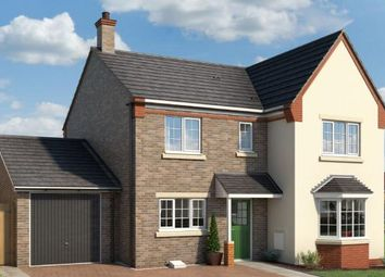 "Thumbnail 4 bed property for sale in ""The Holly At The Paddocks, Telford"" at The Bache, Telford"