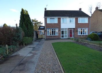 Thumbnail 3 bedroom semi-detached house for sale in Greville Smith Avenue, Whitnash, Leamington Spa