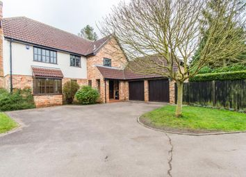 Thumbnail 5 bedroom detached house for sale in Barnsfield, Fulbourn, Cambridge, Cambridgeshire