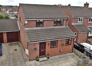 Thumbnail 4 bed detached house for sale in Mountbatten Drive, Biggleswade