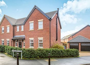 Thumbnail 5 bedroom detached house for sale in Prestwick Close, Buckshaw Village, Chorley