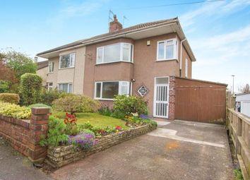 Thumbnail 3 bed semi-detached house for sale in Braemar Crescent, Filton Park, Bristol