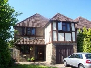 Thumbnail 4 bedroom detached house to rent in St Johns Road, Petts Wood