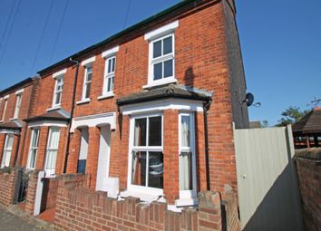 Thumbnail 2 bed end terrace house to rent in Dudley Street, Bedford