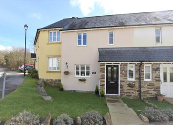Thumbnail 2 bed terraced house for sale in Menabilly Close, Callington, Cornwall