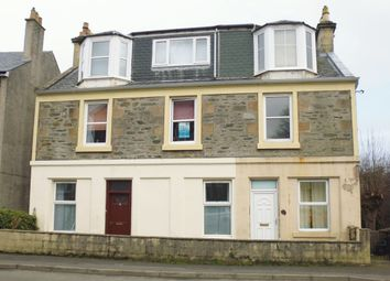 Thumbnail 1 bed flat for sale in Gff, 72, Ardbeg Road, Rothesay, Isle Of Bute