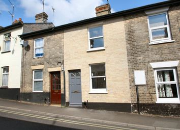 Thumbnail Terraced house for sale in Eden Road, Haverhill