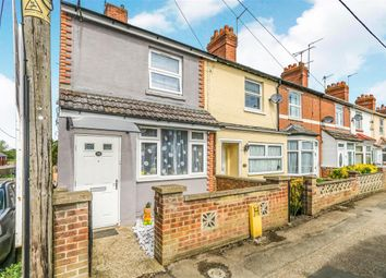 Thumbnail 3 bedroom end terrace house for sale in Rushden Road, Wymington, Rushden