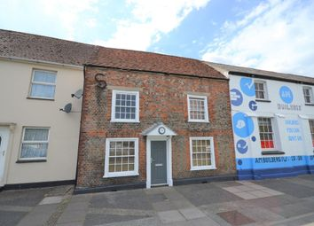 Thumbnail 3 bed terraced house for sale in East Street, Newport, Isle Of Wight