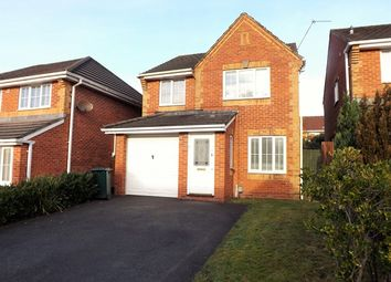 Thumbnail 3 bed detached house for sale in Baltimore Close, Pontprennau, Cardiff
