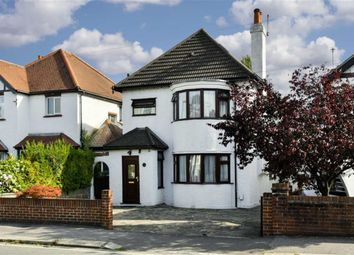 Thumbnail 3 bed detached house for sale in Temple Road, Epsom, Surrey