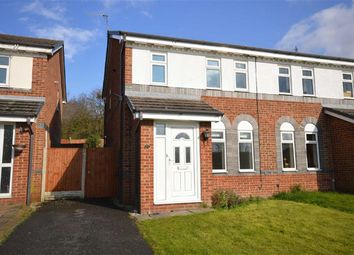Thumbnail 3 bed semi-detached house for sale in 40, Herriot Drive, Chesterfield, Derbyshire