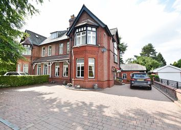 Thumbnail 6 bed semi-detached house for sale in Ringley Road, Whitefield, Manchester