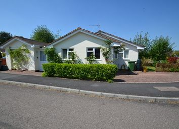Thumbnail 2 bed semi-detached bungalow for sale in Apple Tree Close, Witheridge, Tiverton