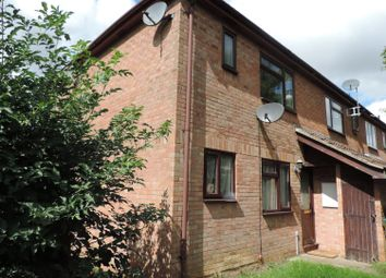Thumbnail 1 bed end terrace house to rent in Barcombe Close, Banbury